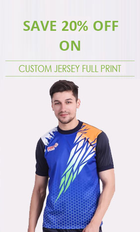 Jersey Full Printing