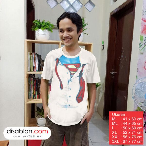 Kaos 3D superman