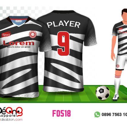 Jersey Futsal Setelan F0518