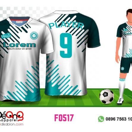 Jersey Futsal Setelan F0517