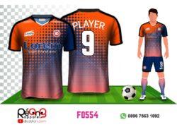 Jersey Futsal Setelan F0554