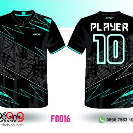 Jersey Futsal Setelan F0016